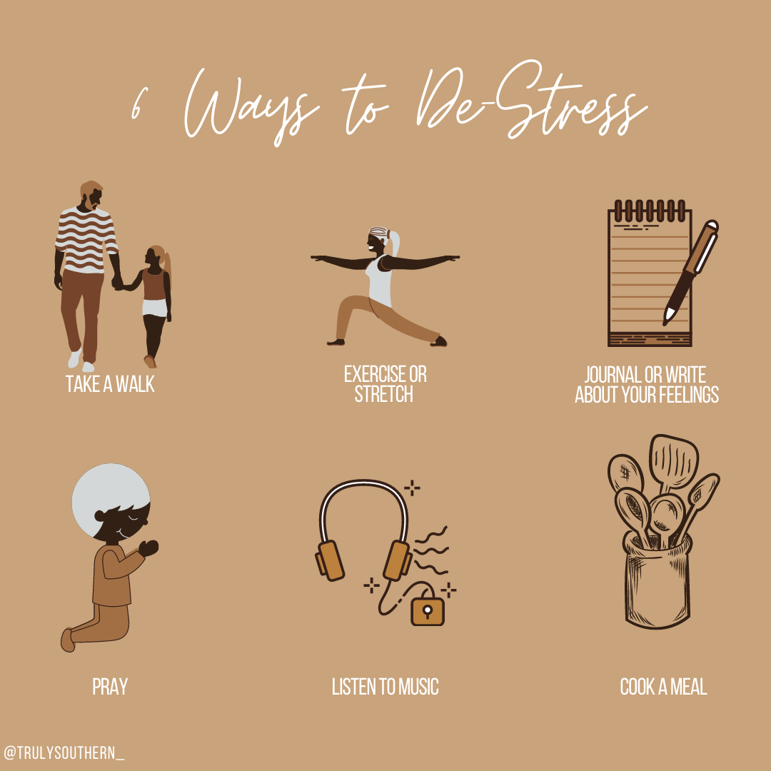 6 Ways to relax and reduce stress